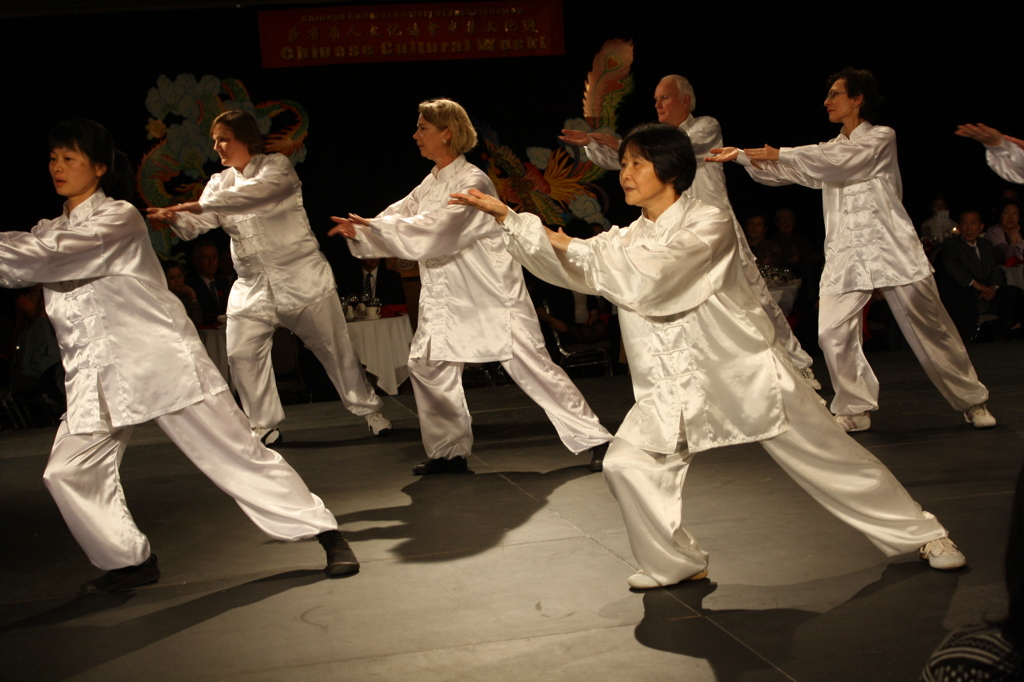 Kung Fu Regina: China Night Gala