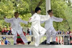 Kung Fu Regina: Tai Chi