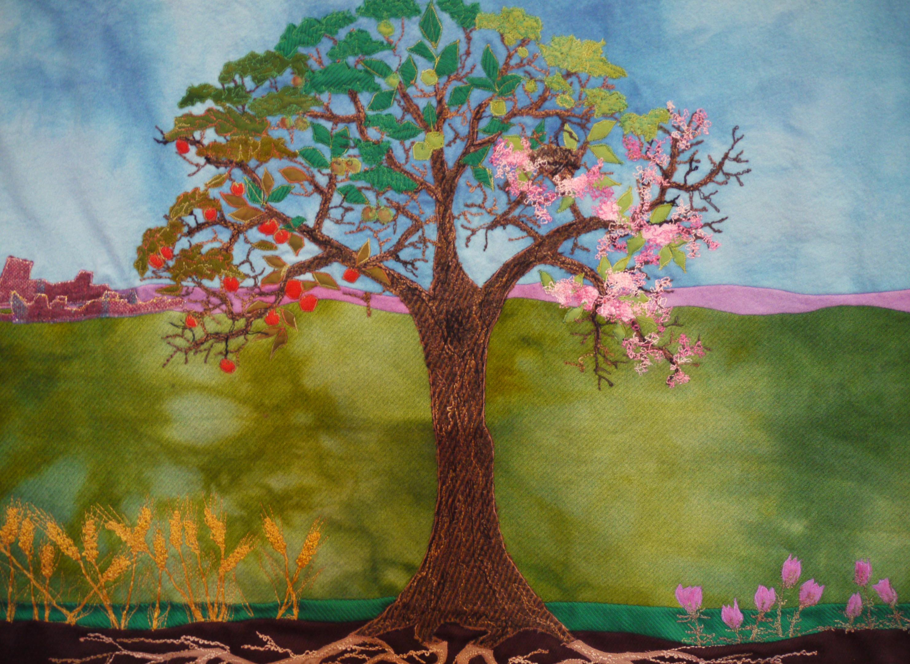 Tree of Life parament