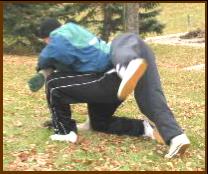 Self-Defense Regina