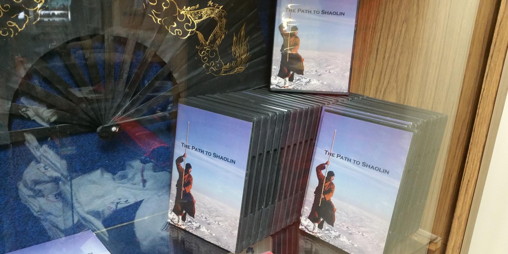 Mrazek - Path to Shaolin DVD