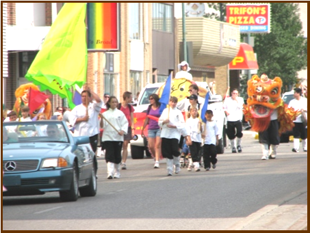 Kung Fu Parade Regina