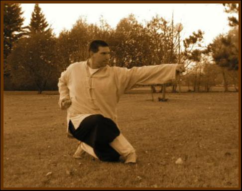 T.R. Mrazek Shaolin