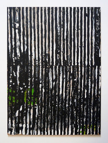 5G - acrylique sur MDF  - Mathieu Le Breton © 2021
