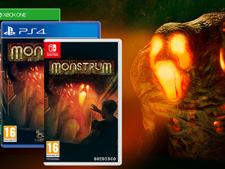 Monstrum announced for Nintendo Switch!