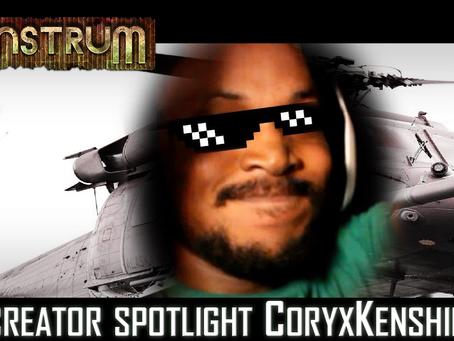Monstrum Creator Spotlight - CoryxKenshin