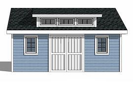 10x20-TVD-dormer-shed-plans-side-door-2.