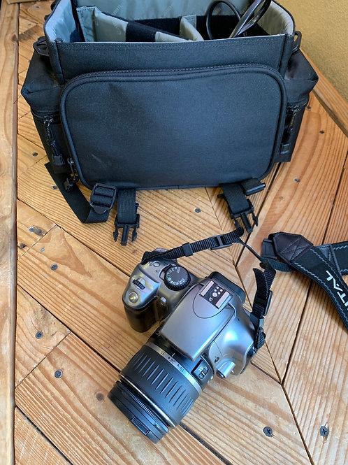 Used Canon rebel Camera