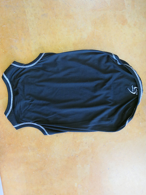 XXL Black Sport Light Tank Top