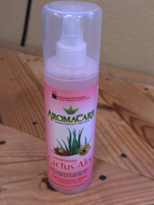 MMMM Delicious Conditioning Cactus Aloe Detangling Spray by AromaCare PPP