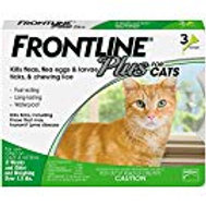 6 Frontline Plus All Sizes Cats & Dogs 6 tubes