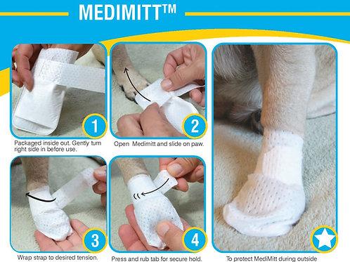 Paw Flex Medimitt bandage