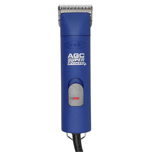Andis AGC 2 Speed Clipper Blue