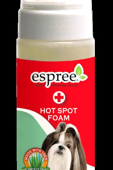 Hotspot foam