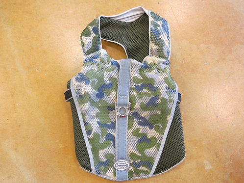 Reflective Camo Pet Harness