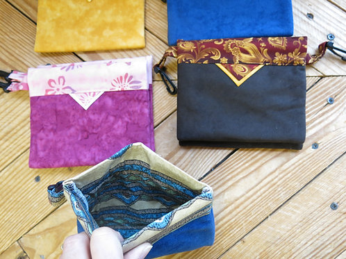 Hand Purses by Betty Dyer - Tell me favorite color!