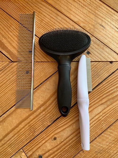 +Home Brush Kit (LARGE BRUSH)