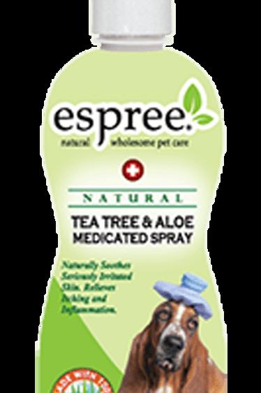Tea Tree & Aloe Medicated Spray