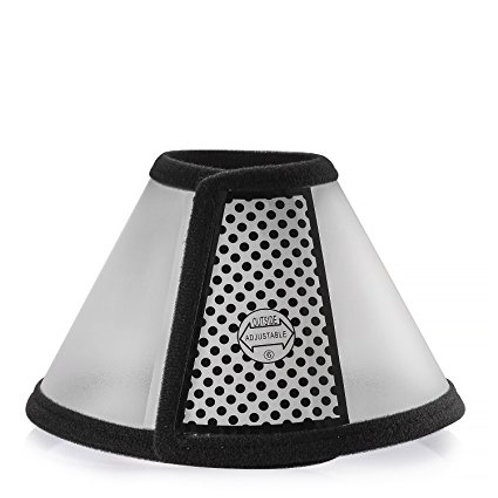 Aggressive dog cone collar for grooming