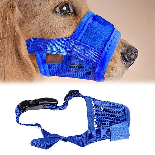 Muzzle- Breathable Nylon Mesh - we pick color