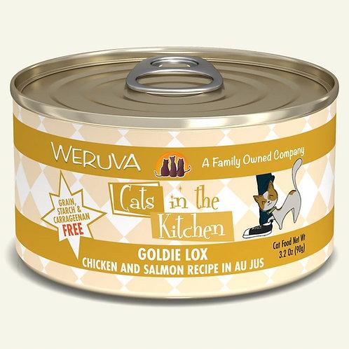 Goldie lox cat food 3.2oz