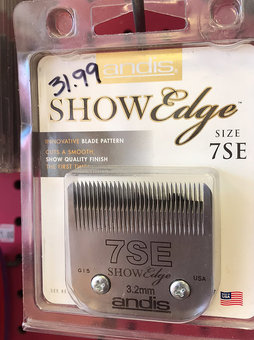 Andis Show Edge Blade - BEST QUALITY