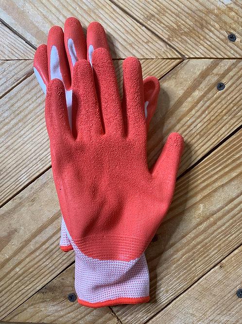 Colorful Garden Gloves - use shopping