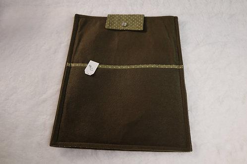 Large Green Tablet Case