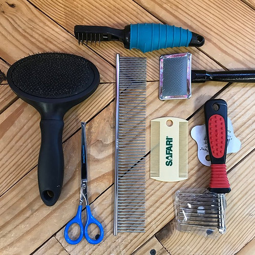 Groomer Kit - Read for changes