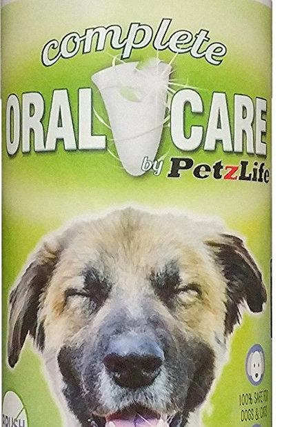 Petzlife oral care teeth gel