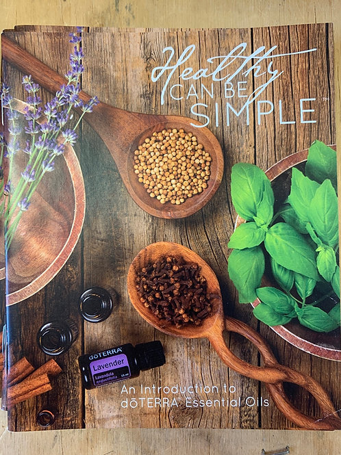doTERRA Pamphlet Books - Read about Essential Oil