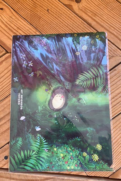 Totoro File Sleeve