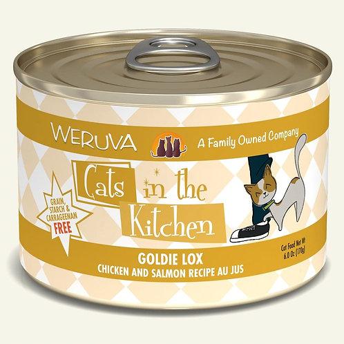 Goldie lox cat food 6oz