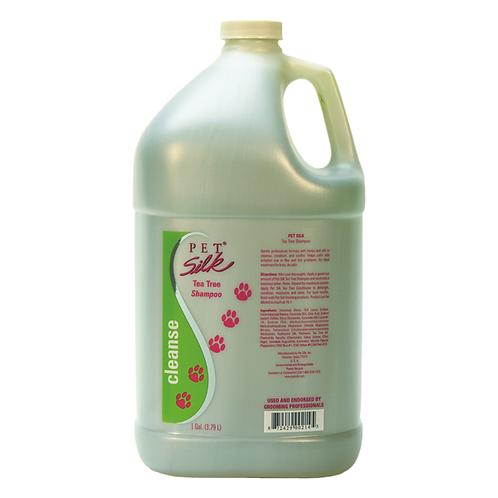 Pet Silk Tea Tree Gallon - PETSILK