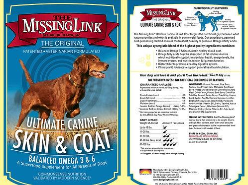 The Missing Link Skin and Coat Formula