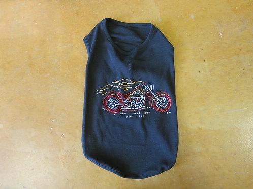 Medium Gem Motorcycle Tank Top Shirt