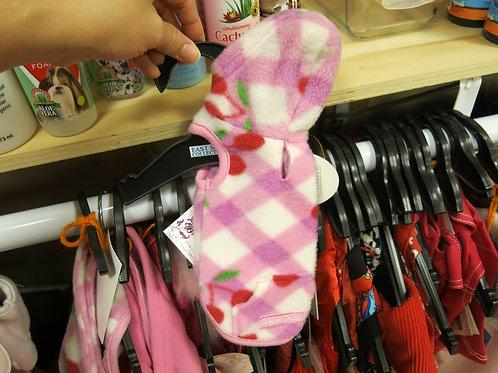 Pink Cherry Fleece Hoodie
