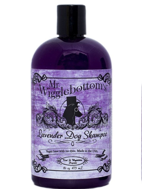 Aloe Vera & Essential Oil Shampoo Mr. Wigglebottoms