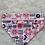 Thumbnail: Girly Prints Bandanna // Collar In