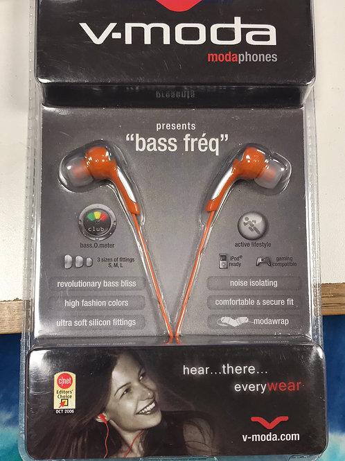V-Mode Small Ear Plugs Orange