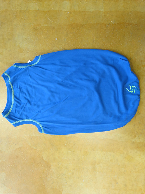 XXL Blue Sport Light Tank Top