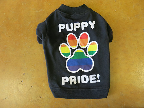 Puppy Pride T Shirt