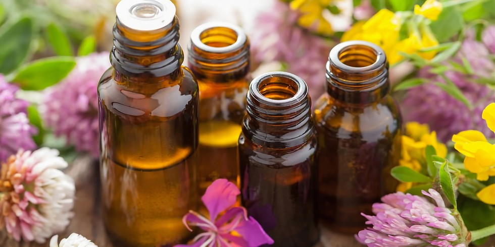 Balanced Wellbeing with Essential Oils