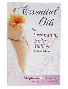 Essential oils for pregnancy birth and b