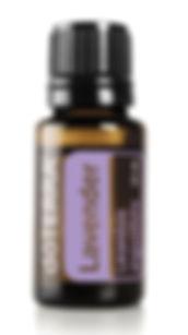 Lavender essential oil - doTERRA.JPG