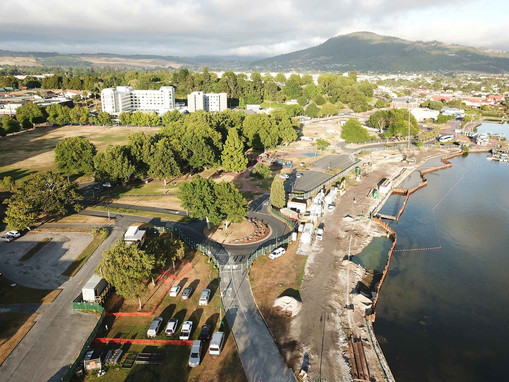 Rotorua Lakefront Development - HEB Cons