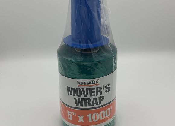 """Movers Wrap 5"""" x 1000'"""