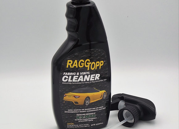 RaggTopp Convertible Fabric Top Cleaner