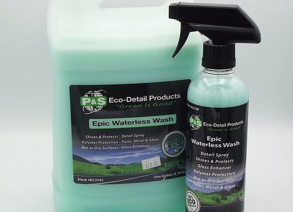 P&S Epic Waterless Wash