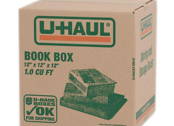 "12"" x 12"" Book Box"